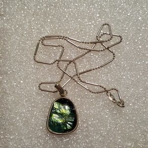 Jewelry - Sterling Pendant & chain